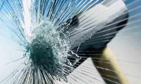 شیشه ضد گلوله و انفجار
